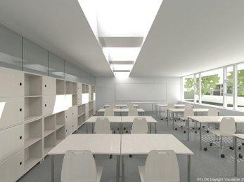 Priložnost za kakovostno dnevno osvetljenost šol in vrtcev